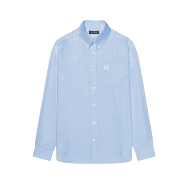 fred perry camisa oxford
