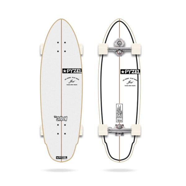 yow surfskate shadow 33.5'' pyzel